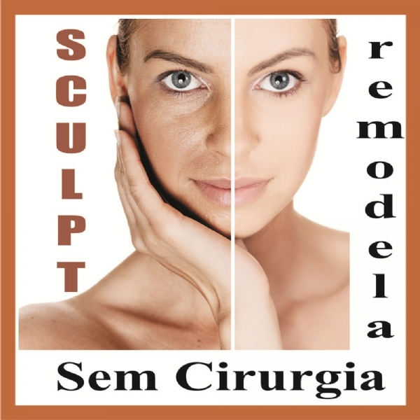 SCULPT FACE - Remodelador Facial
