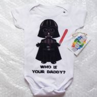 BODY INFANTIL - WHO IS YOUR DAD?