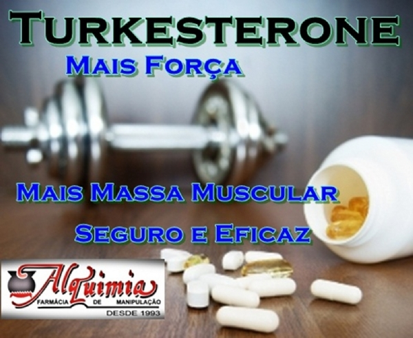 Turkesterone 500 mg 30 cps