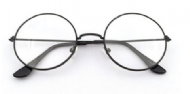 Vintage Round Glasses Men Glasses Frame Retro Luxury Eyewear Clear Glasses Women Optical Frame