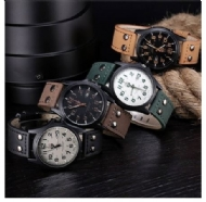 Latest Watches Online Shopping SOKI Brand Sports Watch Casual Military Watch Men 3ATM Waterproof Fashion Leather Quartz Watches Male Clocks Reloj Hombre