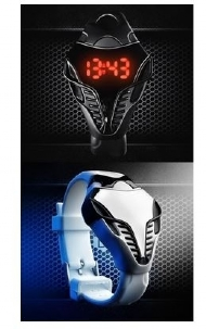 Men  LED Digi Watch Cobra Trile Dia