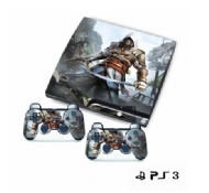 Cool Blue Ghost / god of war ps3 /Joker for PlayStation 3 PS3 Fat 2  / Controllers-Batman Cool  / 2016 Cool Vinyl Stickers / Assassin  2016 NEW / 2016 NEW Call of Duty