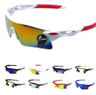 Unisex UV400 Windproof Cycling Bicycle Motorcycle Glasses Sunglasses For Outdoor Sport