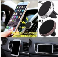 Universal Car Holder For phone Air Vent Mount Magnetic Car Phone Holder Stand For Mobile phone GPS Bracket Phone Stand