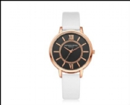 Hot Sale Rose Gold Quartz Watch Brand Simple Style Women Men Casual Watch