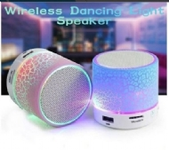 LED Portable Mini Wireless Speaker Music Hands Free Speaker for Mobile Phone IPhone Tablets
