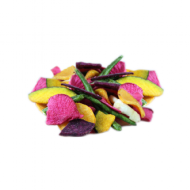 CHIPS DE VEGETAIS - 100g