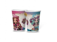 COPO PAPEL EVER AFTER HIGH 180ML C/8UND