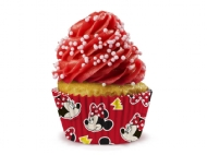 FORMINHA CUPCAKE REG RED MINNIE C/45UND