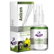 Anizen - 30 ml Homeopatia Para Cães e Gatos