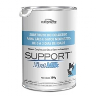 Support First Milk - 100g Substituto do Colostro Para Cães e Gatos Recém-Nascidos