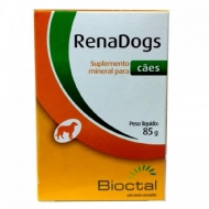 RenaDogs Cães - 85g Suplemento Mineral Para Cães