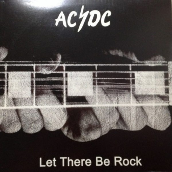 DISCO DE VINIL NOVO - AC/DC - LET THERE BE ROCK AUSTRALIA LP