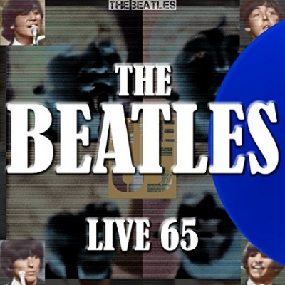 DISCO DE VINIL NOVO - THE BEATLES - LIVE 65 LP