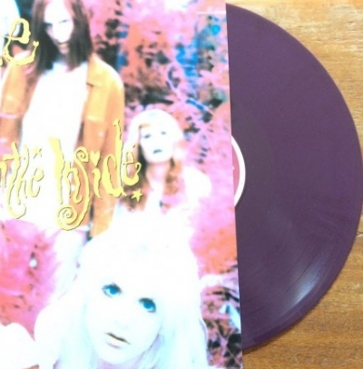DISCO DE VINIL NOVO - HOLE - PRETTY ON THE INSIDE LP