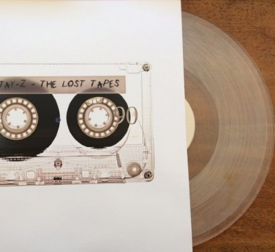 DISCO DE VINIL NOVO - JAY-Z - THE LOST TAPES LP DUPLO COLORIDO