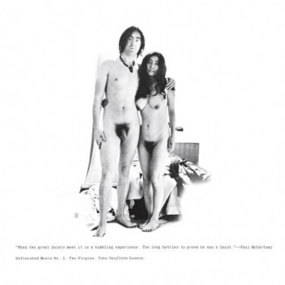 DISCO DE VINIL NOVO - JOHN LENNON & YOKO ONO - UNFINISHED MUSIC NO.1 :TWO VIRGINS LP 180 G