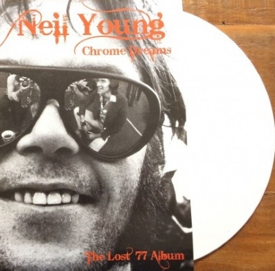 DISCO DE VINIL NOVO - NEIL YOUNG - CHROME DREAMS THE LOST 77 ALBUM LP COLORIDO