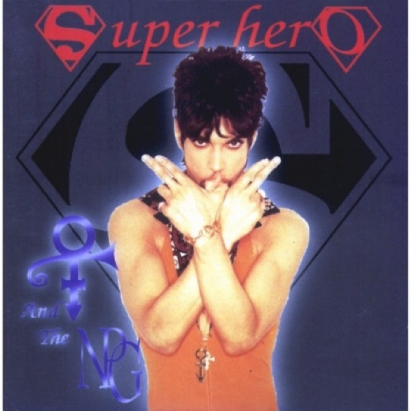CD - PRINCE - SUPERHERO CD DUPLO