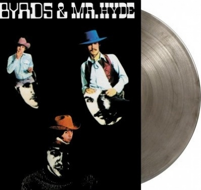 DISCO DE VINIL NOVO - THE BYRDS - DR.BYRDS & MR.HYDE LP 180 G MULTICOLORIDO