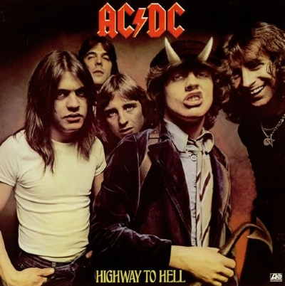 DISCO DE VINIL NOVO - AC/DC - HIGHWAY TO HELL LP COLORIDO