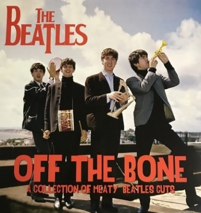 DISCO DE VINIL NOVO - THE BEATLES - OFF THE BONE LP COLORIDO