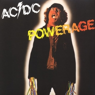 DISCO DE VINIL NOVO - AC/DC - POWERAGE LP 180G