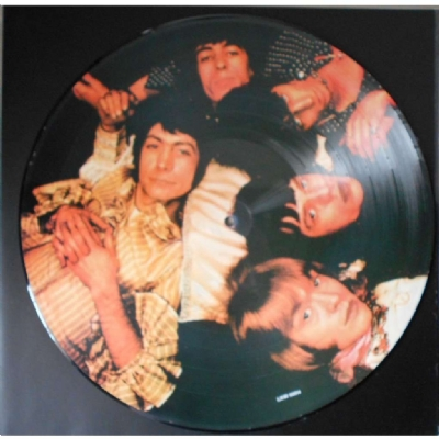 DISCO DE VINIL NOVO - THE ROLLING STONES - THE UNSTOPPABLE STONES LP PICTURE DISC