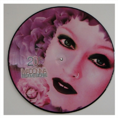 DISCO DE VINIL NOVO - MADONNA - BEDTIME STORIES 20TH ANNIVERSARY LP PICTURE DISC