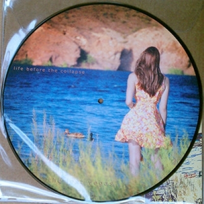 DISCO DE VINIL NOVO - THE LOST VEGAS - LIFE BEFORE THE COLLAPSE PICTURE DISC