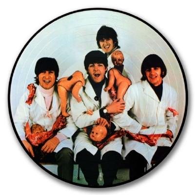 DISCO DE VINIL NOVO - THE BEATLES - YESTERDAY AND TODAY LP PICTURE DISC