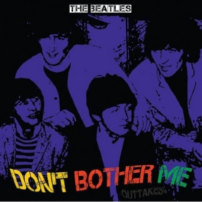 DISCO DE VINIL NOVO - THE BEATLES - DON´T BOTHER ME LP COLORIDO
