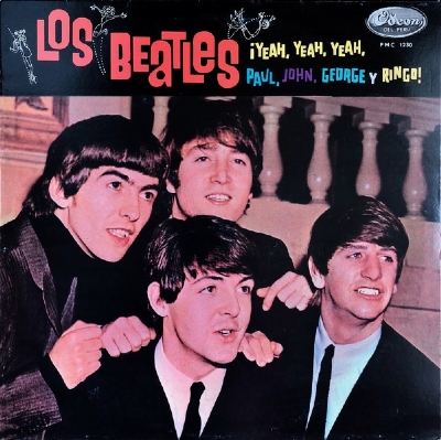 DISCO DE VINIL NOVO - THE BEATLES - ! YEAH YEAH YEAH! LP