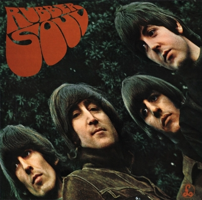 DISCO DE VINIL NOVO - THE BEATLES - RUBBER SOUL REMASTER 180 G