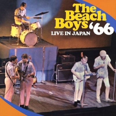 DISCO DE VINIL NOVO - THE BEACH BOYS - LIVE IN JAPAN ´66 LP 180G