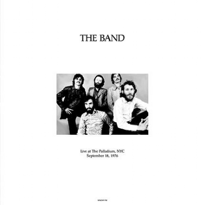 DISCO DE VINIL NOVO - THE BAND - LIVE AT THE PALLADIUM LP DUPLO 180G