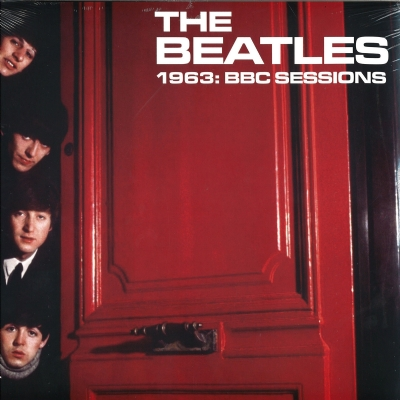 DISCO DE VINIL NOVO - THE BEATLES - 1963: BBC SESSIONS LP