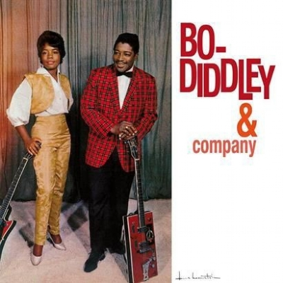 DISCO DE VINIL NOVO - BO DIDDLEY - BO DIDDLEY & COMPANY LP 180G