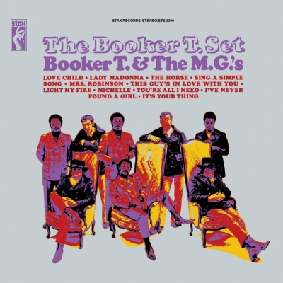 DISCO DE VINIL NOVO - BOOKER T. & THE MG´S - THE BOOKER T. SET LP 180 G