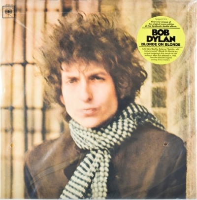 DISCO DE VINIL NOVO - BOB DYLAN - BLONDE ON BLONDE LP DUPLO 180G