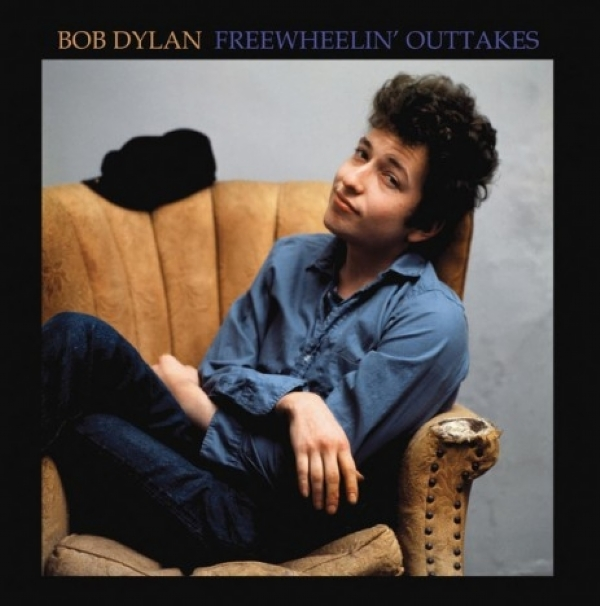 DISCO DE VINIL NOVO - BOB DYLAN - THE FREEWHEELIN´ OUTTAKES LP 180 G