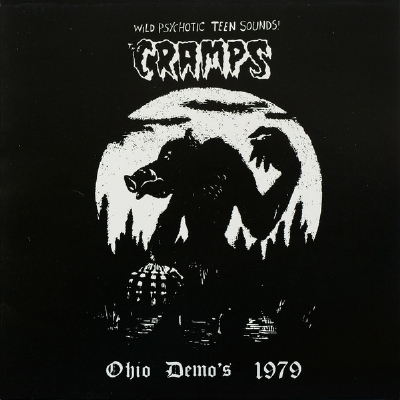 DISCO DE VINIL NOVO - THE CRAMPS - OHIO DEMO´S 1979 LP