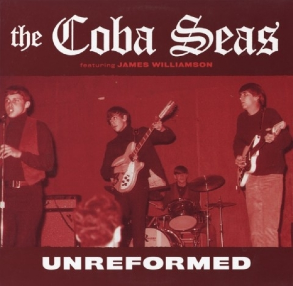 DISCO DE VINIL NOVO - THE COBA SEAS - UNREFORMED LP