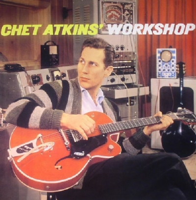 DISCO DE VINIL NOVO - CHET ATKINS - CHET ATKINS´ WORKSHOP LP 180 G