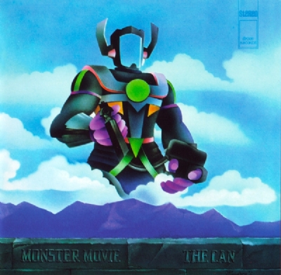DISCO DE VINIL NOVO - THE CAN - MONSTER MOVIE LP