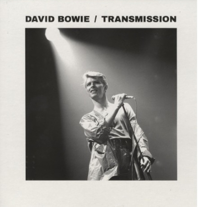 DISCO DE VINIL NOVO - DAVID BOWIE - TRANSMISSION LP