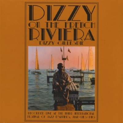 DISCO DE VINIL NOVO - DIZZI GILLESPIE - DIZZY ON THE FRENCH REVIERA LP 180 G