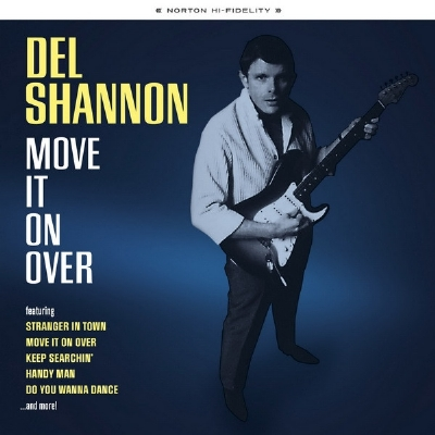 DISCO DE VINIL NOVO - DEL SHANNON - MOVE IT ON OVER LP 180 G