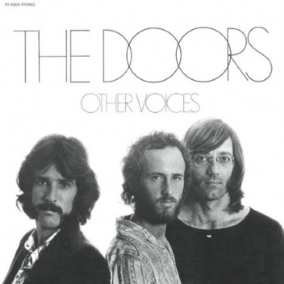 DISCO DE VINIL NOVO - THE DOORS - OTHER VOICES LP 180 G